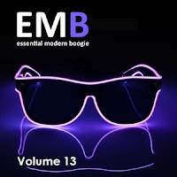 "Essential Modern Boogie volume 13 met Admor ""Funky"" Pages"