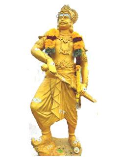 क्षत्रिय कोली पेरुम्बिदुगु मुथियार - तंजौर राज्य(तमिलनाडु)
