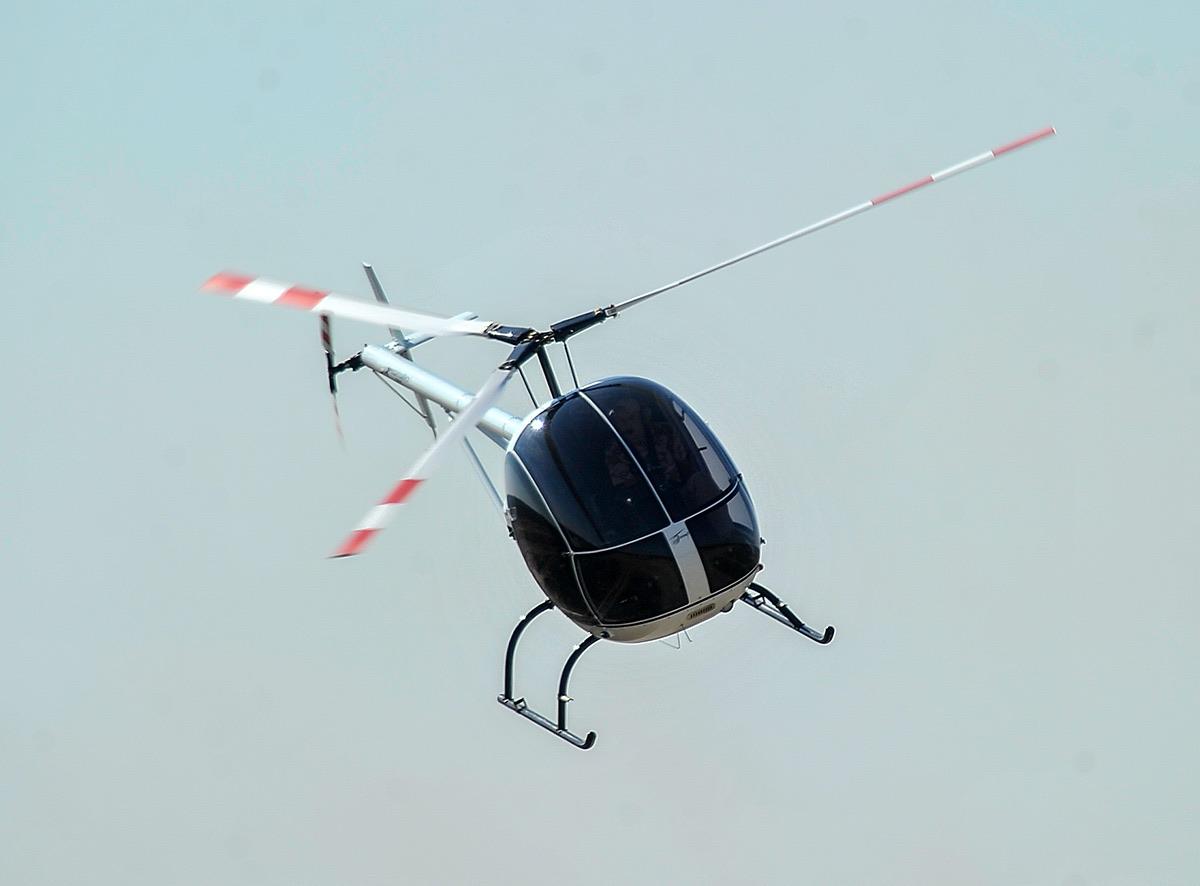 Військові випробовують легкі багатоцільові гелікоптери