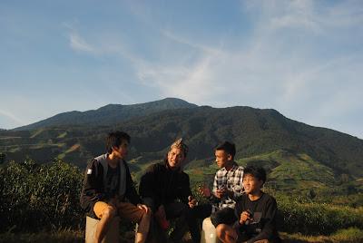 Wisata Majalengka Bukit Alam Hejo Maja Majalengka
