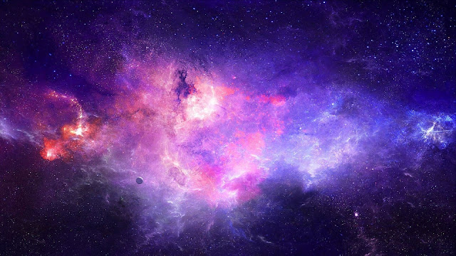 Wallpaper Galaxy 3