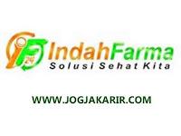 Loker Bantul dan Kulon Progo Apoteker di Apotek Indah Farma