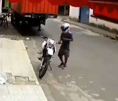Κλοπή μοτοσυκλέτας