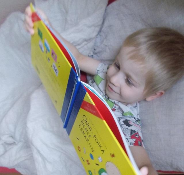 Minimalismi ja lastenkirjat
