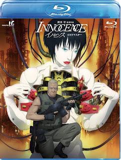 Ghost in the Shell 2: Inocencia [BD25] *Con Audio Latino