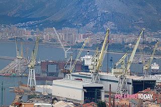 Fincantieri - Certificazione per lo stabilimento di Palermo