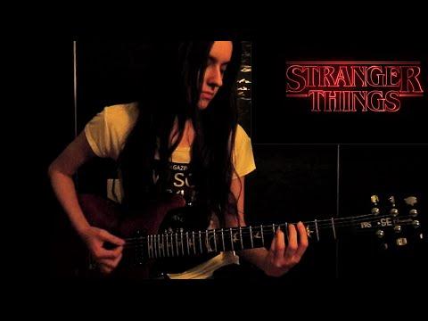 Deborah Tamiazzo: Stranger Things - Meets Guitar