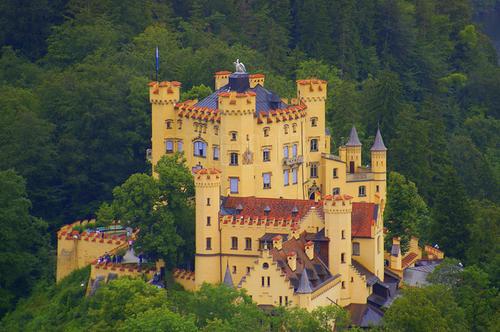 hermosos castillo de alemania