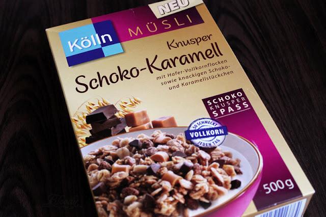 Kölln Müsli - Knusper Schoko Karamell