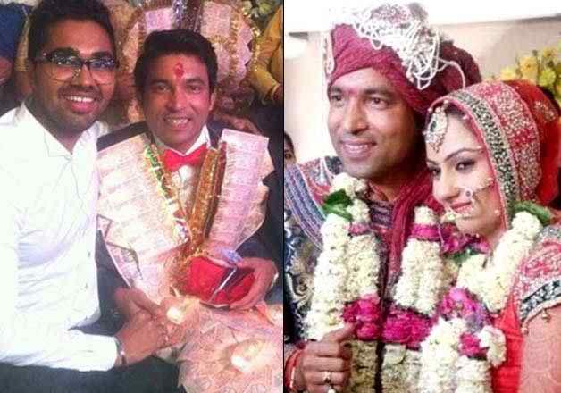 Stand up comedian chandan prabhakar ties wedding knot indian