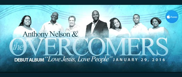 Hearing God's Voice - Told By Anthony Nelson And The Overcomers On Not By Bread Alone Radio