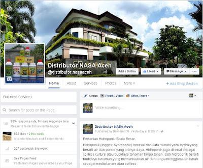 Penjual Pupuk Organik Supernasa Wilayah Aceh?