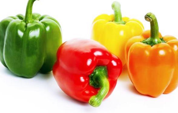 Macam-macam khasiat paprika dan kandungan gizi didalamnya