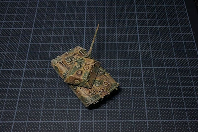 E-100 Krupp turret & Ausf B turret picture 3