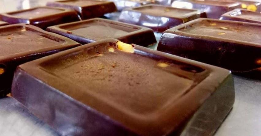 SUBLIPEZ: Estudiantes de Áncash crean chocolate con polvo de pescado
