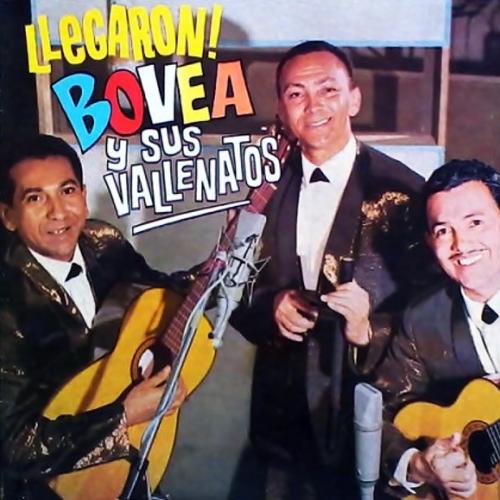 Lyrics de Bovea Y Sus Vallenatos