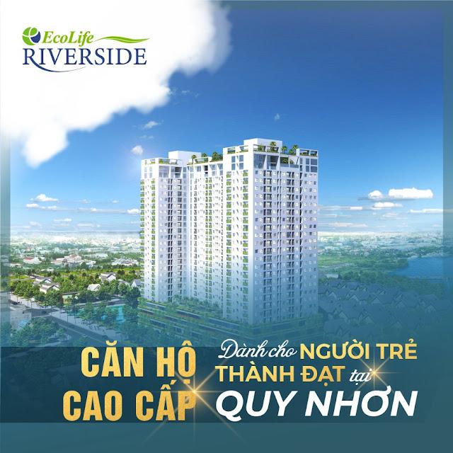 Giá chung cư Ecolife Riverside ở Quy Nhơn là bao nhiêu