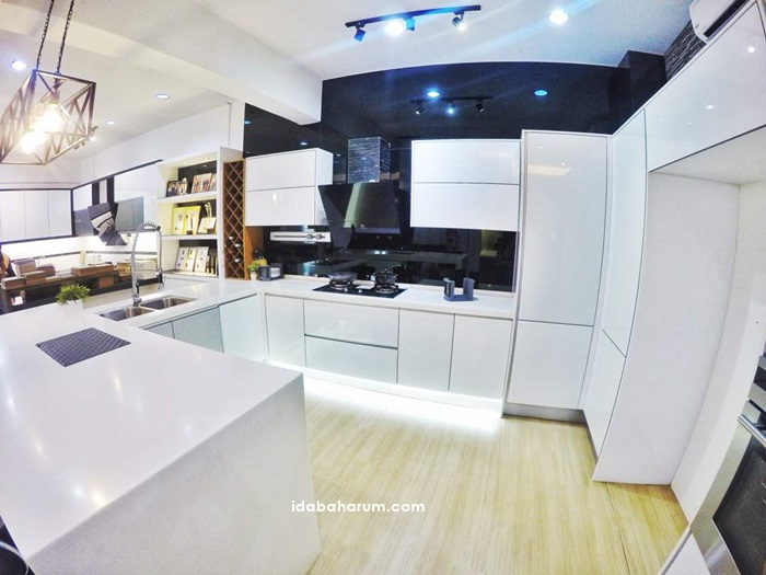 Renovation Kitchen Cabinet Survey Harga Kitchen Cabinet Jemput Datang Ke Showroom Intech Kitchen Di Semenyih G E D I K