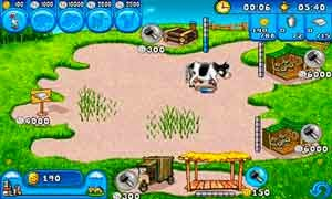 Farm Frenzy screenshot game