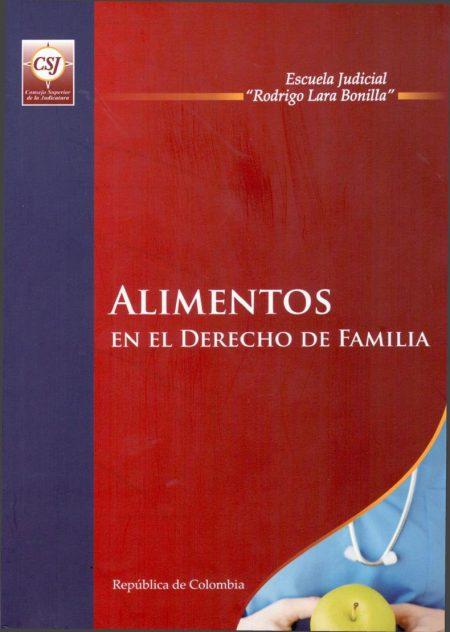 Alimentos en el derecho de familia – Marina Rojas Maldonado