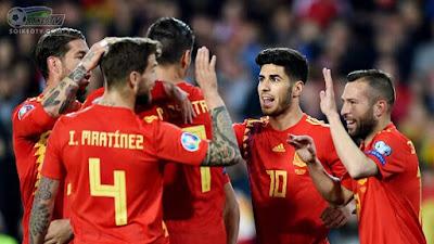 Nhận định bóng đá Tây Ban Nha vs Malta