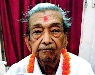वरिष्ठ चिकित्सक डा. मोहन लाल केसरवानी का निधन | #NayaSaberaNetwork