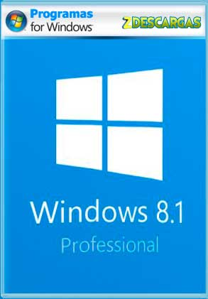 Windows 8.1 Pro [32-64 Bits] [Full] Español [MEGA]