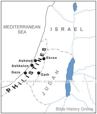 Philistine Territory