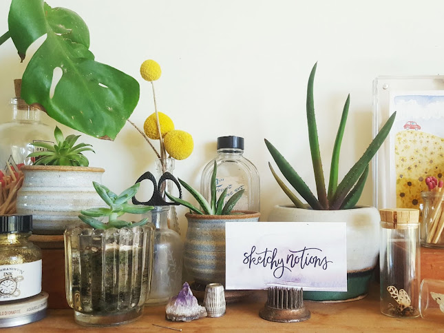 Creating a Stationery Business at home