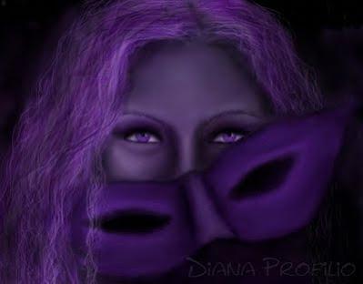 Obra plástica de Diana Profilio  con la que nombró a Mascab