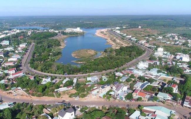 Hồ suối Cam, TP. Đồng Xoài, tỉnh Bình Phước được nhiều doanh nghiệp đề xuất đầu tư dự án BĐS.