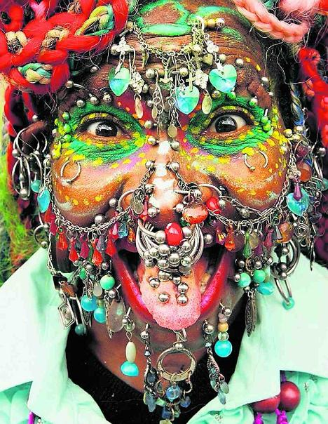 welcome to jenny's blog: World most extremely modified people