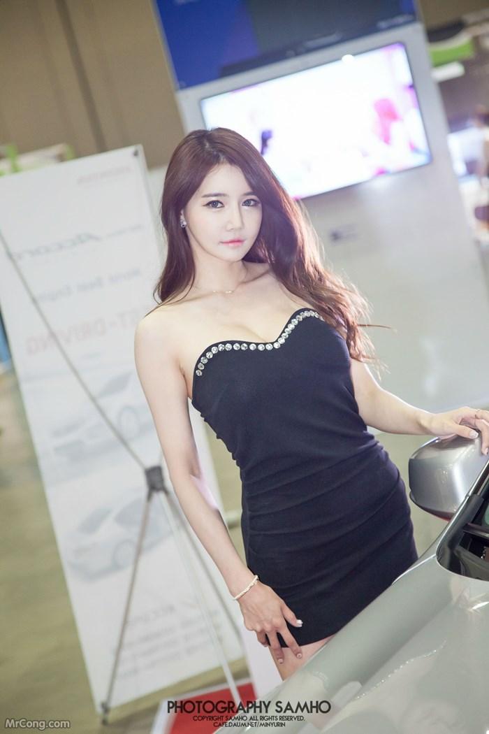 Người đẹp Han Ga Eun gợi cảm tại triển lãm World Consumer Electronics (128 ảnh)