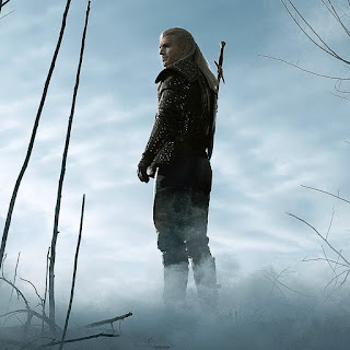 The Witcher, póster, serie, Netflix, Henry Cavill