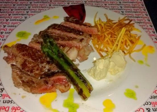 Delicatessen & café Salamanca - carne