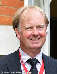 Carl Bettison, Worshipful Company of Farriers Judge © Sam Lane