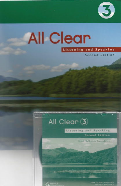 ALL CLEAR 3 - LISTENING and SPEAKING