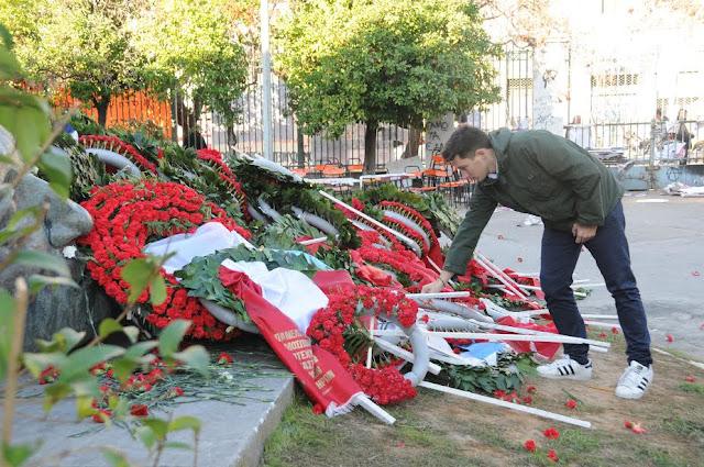 Παύλος Χρηστίδης: Τίποτα από όσα ζήσαμε την περίοδο της Μεταπολίτευσης δεν είναι δεδομένο σήμερα