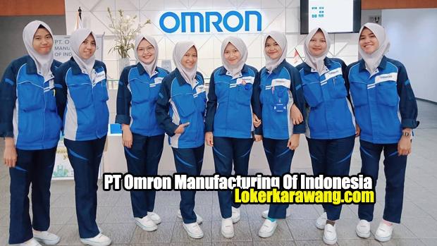 PT. Omron Manufacturing of Indonesia Cikarang
