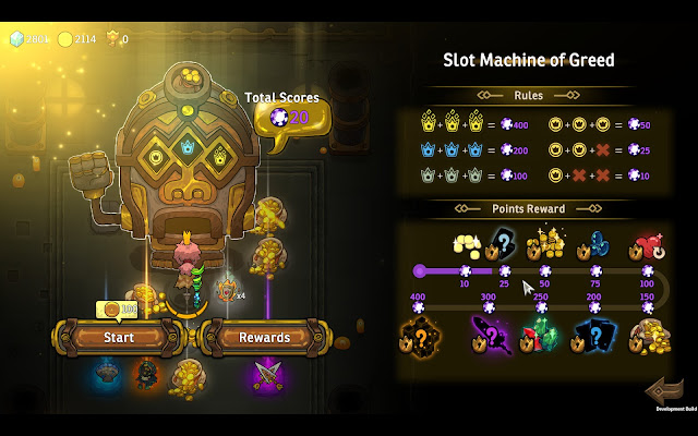 Screenshot Gameplay Crown Trick PC