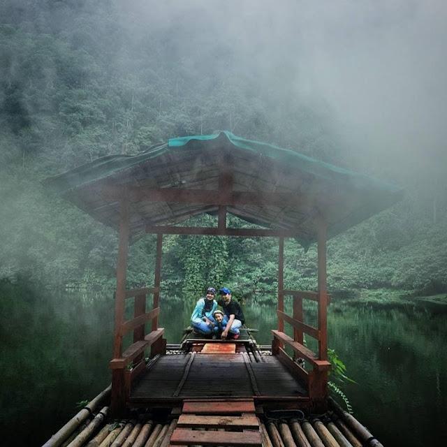 Lokasi Telaga Warna Puncak Bogor