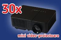 Castiga 30 de mini video-proiectoare - concurs - popcorn - kaufland - castiga.net