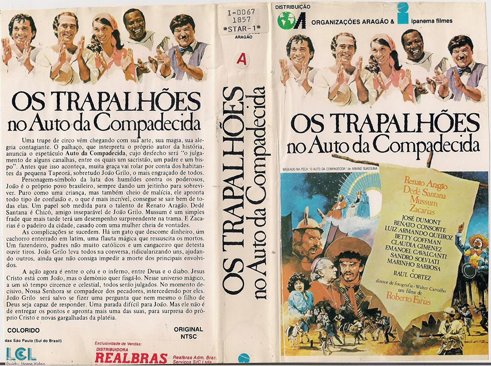 AUTO FILME NACIONAL COMPADECIDA BAIXAR DA O
