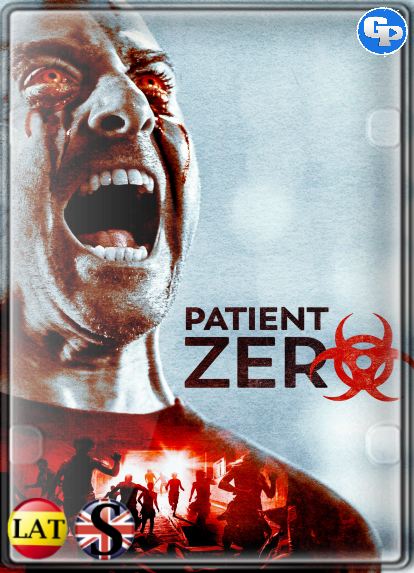 Patient Zero (2018) HD 1080P LATINO/INGLES