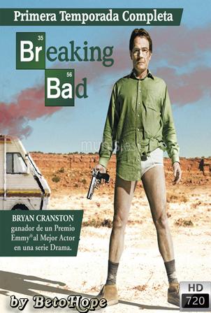 Breaking Bad Temporada 1 [2008] [720p] [Latino-Ingles]  [Google Drive] GloboTV