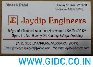 JAYDIP ENGINEERS - 9825308486