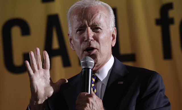 Joe Biden dismisses calls to apologize after segregationist comment