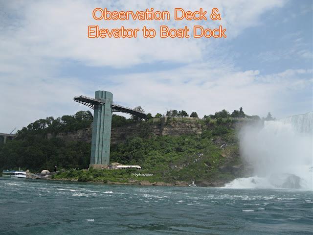 Niagara Falls Observation Deck photo by Sylvestermouse