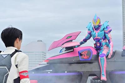 Kamen Rider Episode 04 Preview