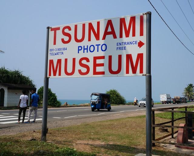 Tsunami Photo Museum e Memorial: relembrando o tsunami no Sri Lanka